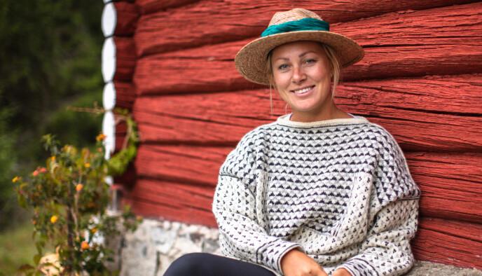 VAR HYGGELIGE: Karianne Amlie Wahlstrøm står for at hun var litt rampete. Foto: Alex Iversen / TV 2