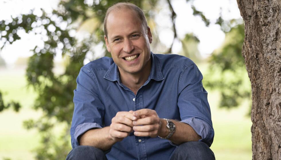 POSITIV: Prins William er positiv til granskningen av intervjuet med mora i 1995. Foto: Kensington Palace / AP
