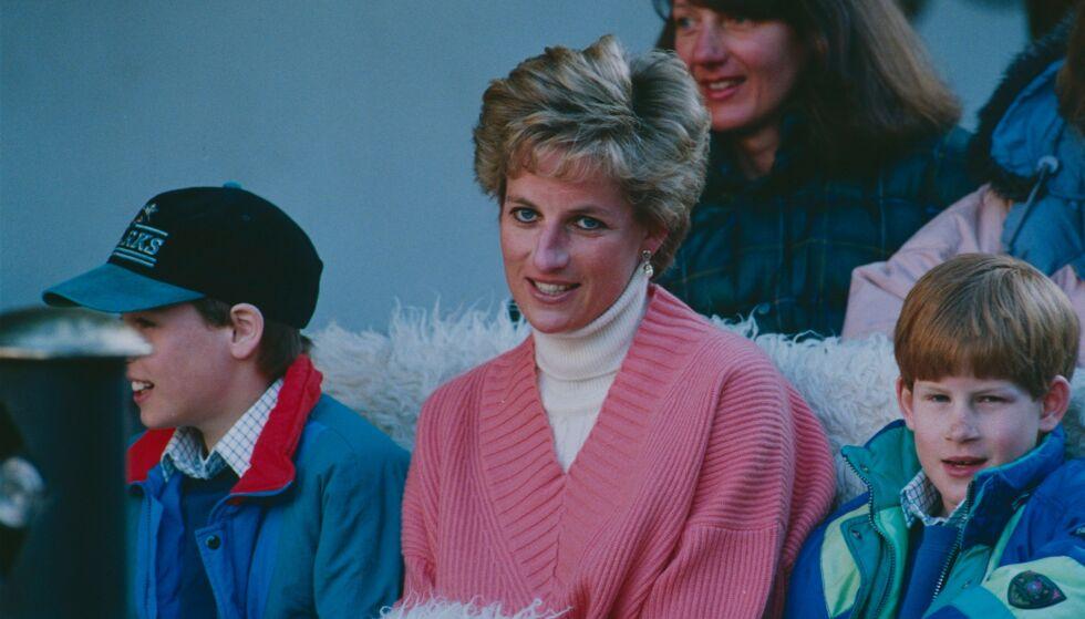 GRANSKNING: BBC-intervjuet med prinsesse Diana fra 1995 skal nå granskes. Det er prins William glad for. Foto: Hartley/beirne/REX/NTB