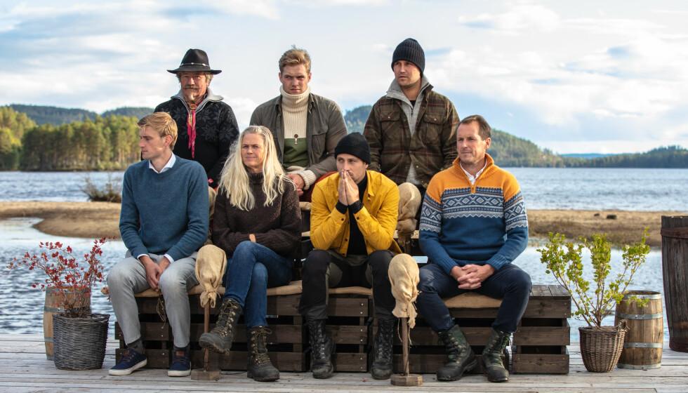 «FARMEN»-MAIL: Flere av deltakerne på «Farmen» er der i flere måneder før de får kontakt med sine kjære igjen. TV 2 sørger derimot for å ivareta en viss kontakt. Foto: Alex Iversen / TV 2