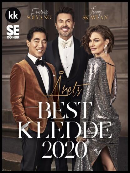 ÅRETS BEST KLEDDE: Fredrik Solvang og Jenny Skavlan troner øverst på listen. Foto: Truls Qvale for KK og Se og Hør