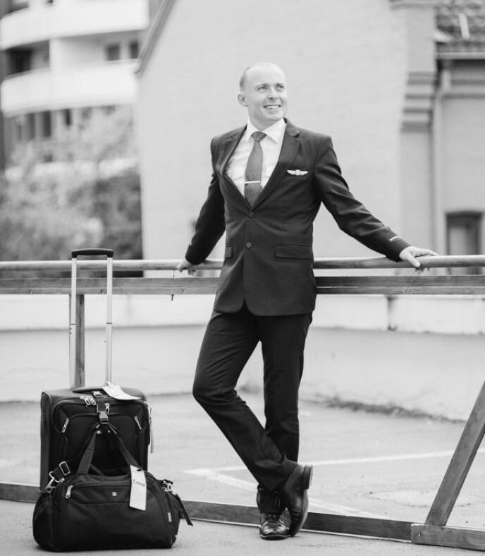 FLYVERT: For fem år siden valgte Bjørn å få seg ny jobb. Han er for tida permittert. Foto: Gaute Gjøl Dahle