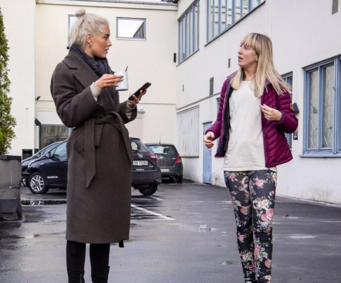 HYLLES: Helene Spilling får æren for danseprestasjonene til Nate Kahungu. Foto: Lars Eivind Bones / Dagbladet