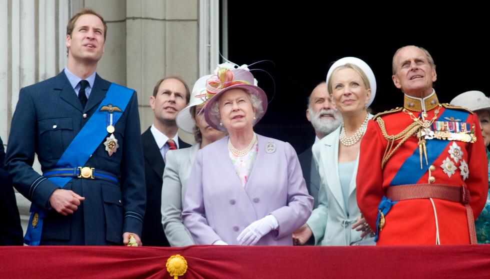 2010: Her er prinsessa med store deler av kongefamilien i juni 2010. Foto: Anwar Hussein/ Pa Photos/ NTB