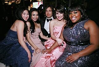 «Glee»-stjernen røper gladnyhet