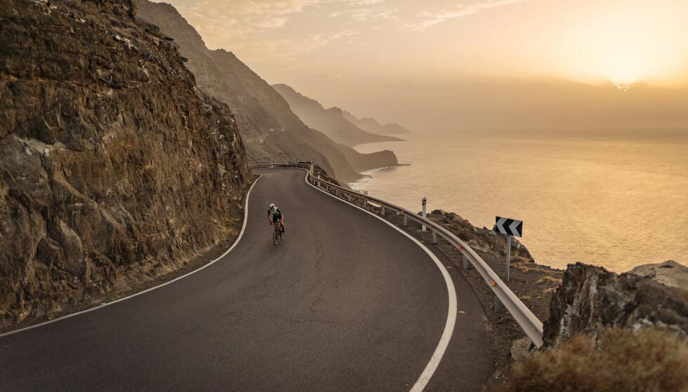 STORSLÅTT: Opplev Gran Canaria på sykkelryggen, eller løp gjennom den milde vinter- og sommerlufta. Gran Canaria Tri, Bike & Run innbyr til en aktiv reiseopplevelse for alle sportstyper.