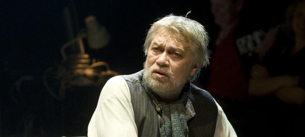 Skuespiller Nils Sletta er død