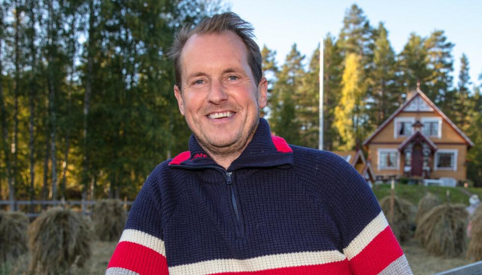 POPULÆR: Det er mange i bygda til Per Gunvald Haugen som heier på ham i «Farmen». Han kan imidlertid fortelle at han ikke svarer på alle tilbakemeldinger. Foto: Alex Iversen / TV 2