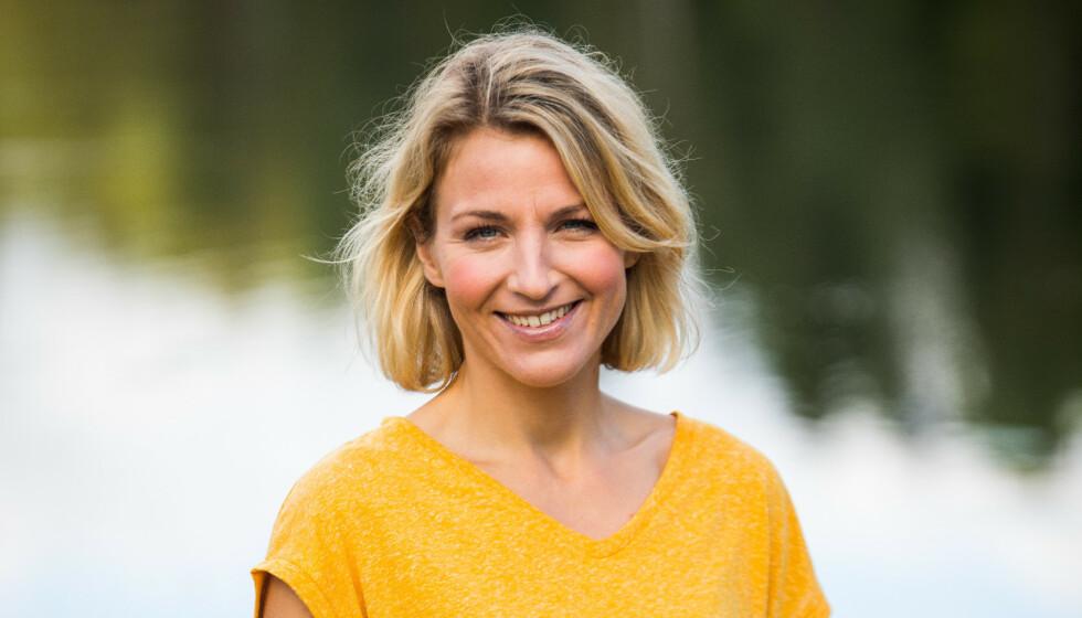 DELER: Programleder Guri Solberg åpner seg om hvorfor hun tok en pause. Foto: Espen Solli / TV 2