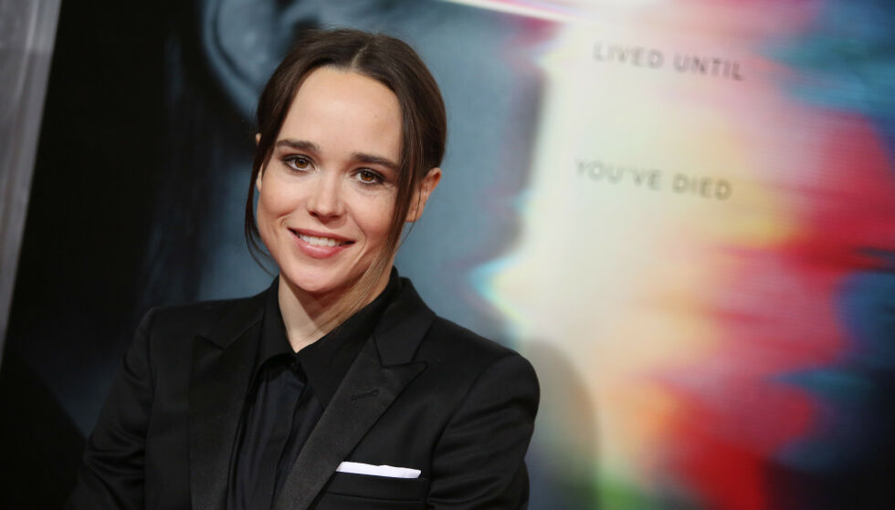 Mandatory Credit: Photo by Matt Baron/REX (9087990bm) Ellen Page 'Flatliners' film premiere, Arrivals, Los Angeles, USA - 27 Sep 2017