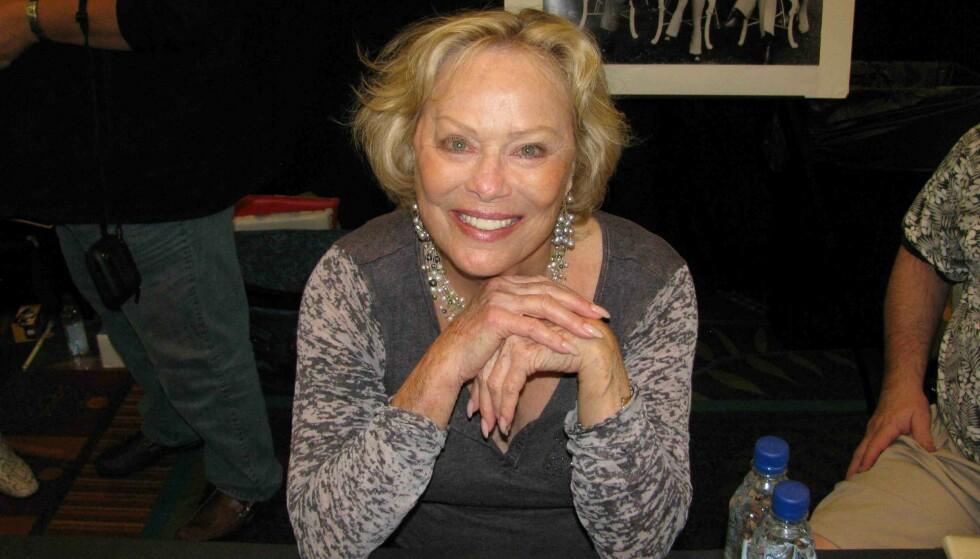 DØD: Abby Dalton, blant annet kjent fra den amerikanske serien «Falcon Crest» er død. Foto: Splash News/NTB