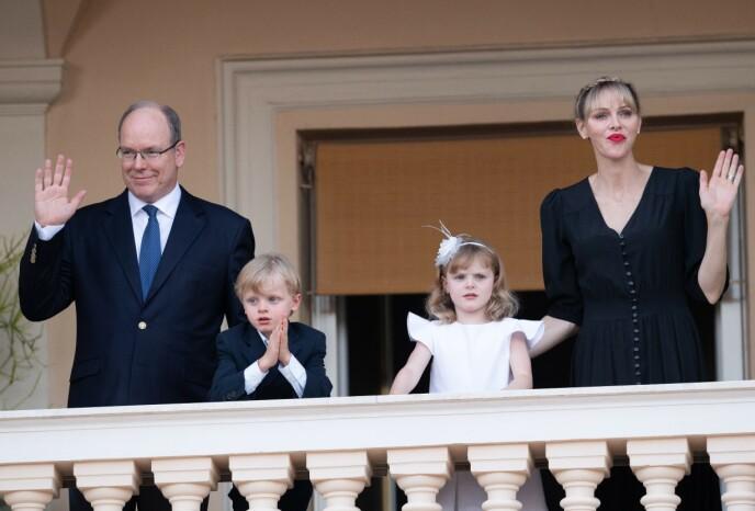 TRONARVING: Det er fyrst Alberts sønn prins Jaques som skal ta over tronen i Monaco. Foto: SIPA / Shutterstock / NTB