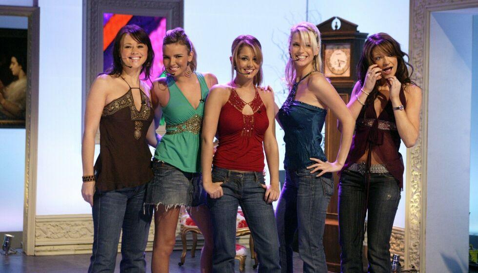 JENTEGRUPPE: «Girls Aloud» gjorde stor suksess i Storbritannia, før de i 2013 ble oppløst. Foto: Ken McKay/REX/NTB