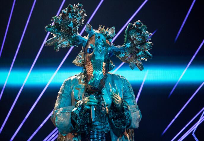 IMPONERTE: «Elgen» høstet mye ros for opptreden nummer to lørdag kveld. Foto: Julia Marie Naglestad/ NRK