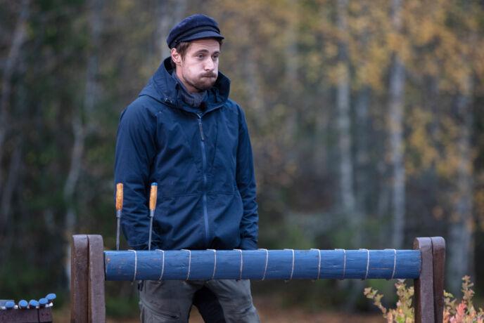 TAPTE: Daniel Viem Årdal havnet på andreplass i årets sesong. Foto: Alex Iversen / TV 2