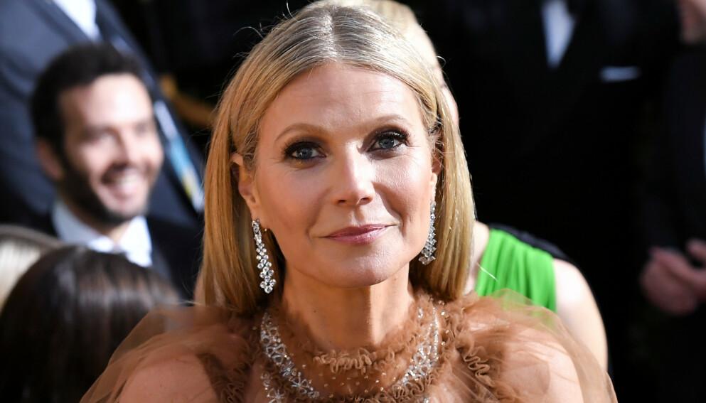 INTENST: Hollywood-stjernen Gwyneth Paltrow innrømmer at hun allerede i 20-årene funderte over om skuespill var det hun ønsket. Foto: Rob Latour / Shutterstock / NTB