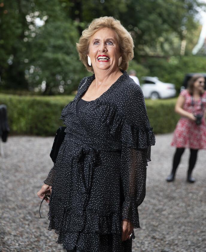 VERDENS BESTE DAME?: Trude Drevland i «Maskorama» er det vi trenger etter et traust 2020. Foto: Berit Roald / NTB
