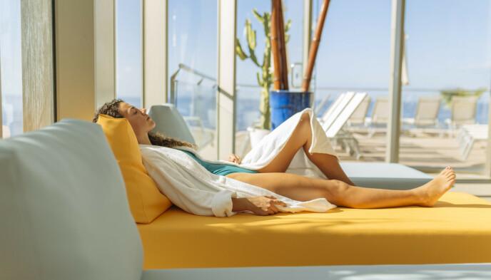 VELVÆRE: Velg blant ferieøyas aller beste hoteller, med egne spaavdelinger. Lad opp både kropp og sjel i spaavdelingen på Gloria Palace Royal Hotel & Spa.