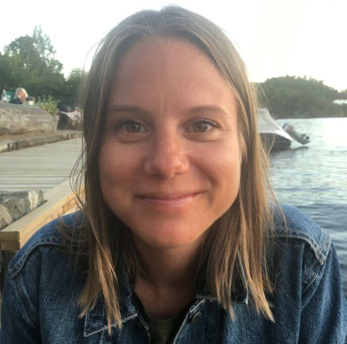 I DAG: Veronica Falsen Hiis er ikke lenger skuespiller, men jobber fremdeles kreativt. Nå som grafisk designer i NRK. Foto: Privat