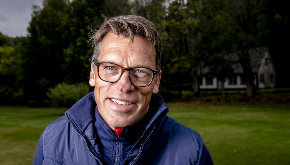 NYTT LIV: Skøytelegenden Johan Olav Koss (52) er blant idrettsprofilene som dukker opp i «Mesternes mester» på nyåret. Foto: Lars Eivind Bones / Dagbladet