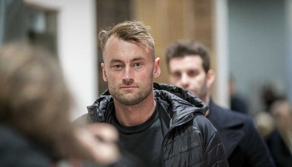 MØTER I RETTEN: Petter Northug har innrømmet råkjøring og kokainoppbevaring. Foto: Heiko Junge / NTB