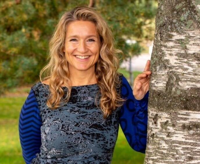GODE MINNER: «Julemorgen»-Elisabeth har gode minner fra TV-programmet. Foto: Lasse Midling-Jenssen