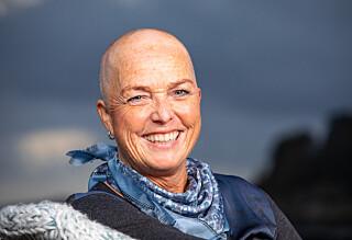 Valgte å smile etter kreft-sjokket