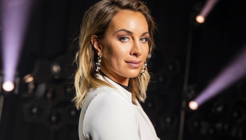 TIL STEDE: Carina Dahl har satt seg et mål om å være mer til stede i 2021. Foto: Håkon Mosvold Larsen / NTB