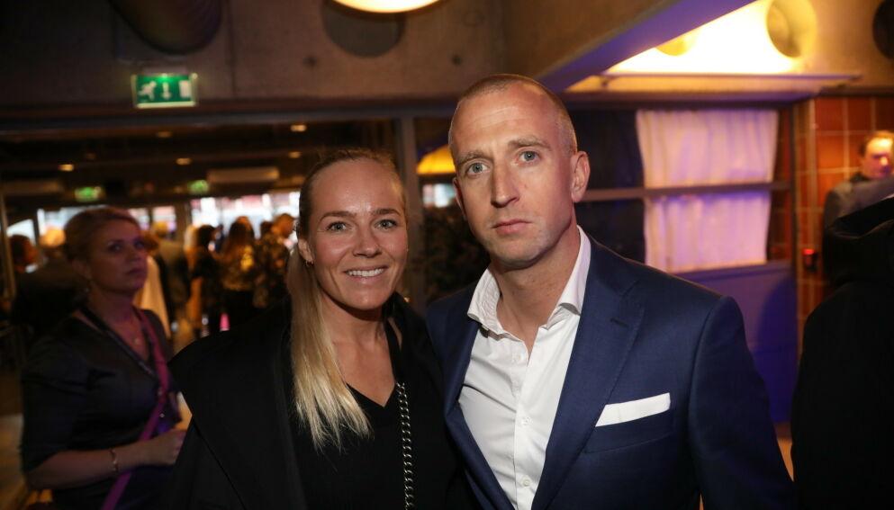 SKAL GIFTE SEG: Gunnar Greve og Henny Stenshaug Pettersen har forlovet seg. Foto: Christian Roth Christiansen / Dagbladet