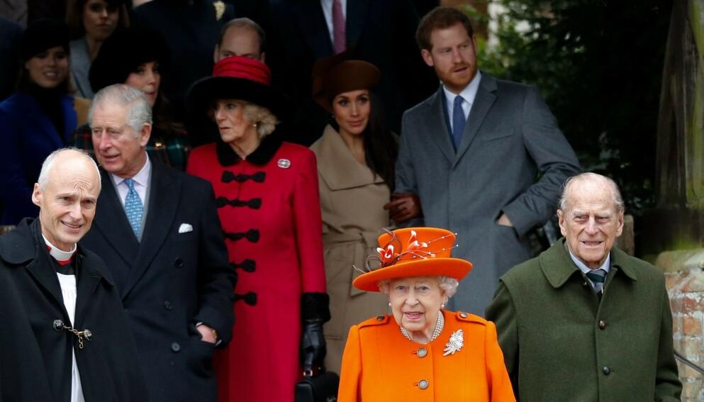 «THE BALMORAL TEST»: Den britiske kongefamilien gjennomfører strenge tester for alle som gjester Balmoral Castle. Foto: Adrian Dennis / AFP / NTB