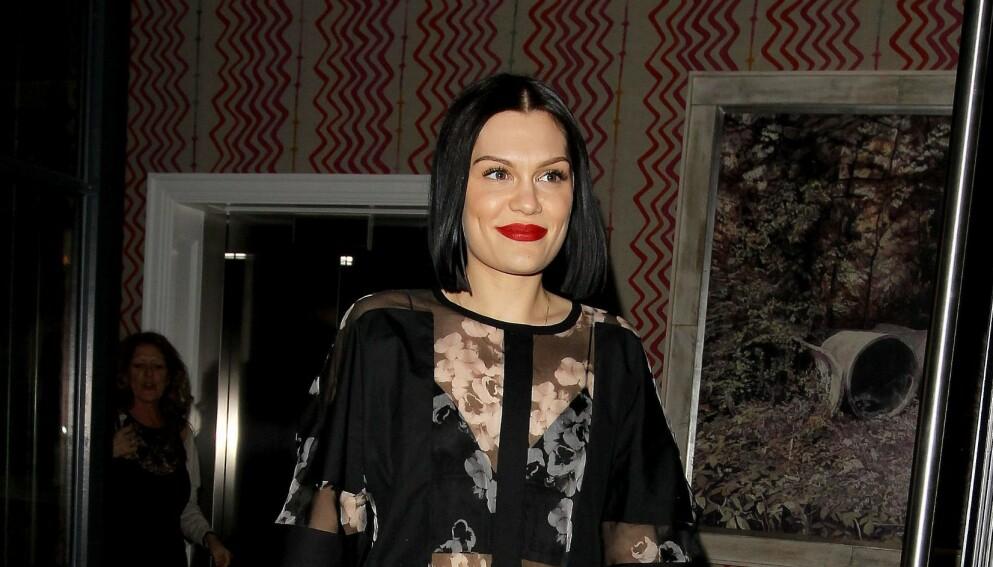 INNLAGT: Artisten Jessie J avslører nå at hun ble innlagt med mystisk sykdom på julaften. Nå har hun også fått diagnosen. Foto: Beretta / Sims /REX / NTB