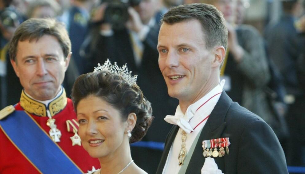 NY DOKUMENTAR: I en ny dokumentar forteller grevinne Alexandra om skilsmissen fra prins Joachim. Foto: AP / NTB