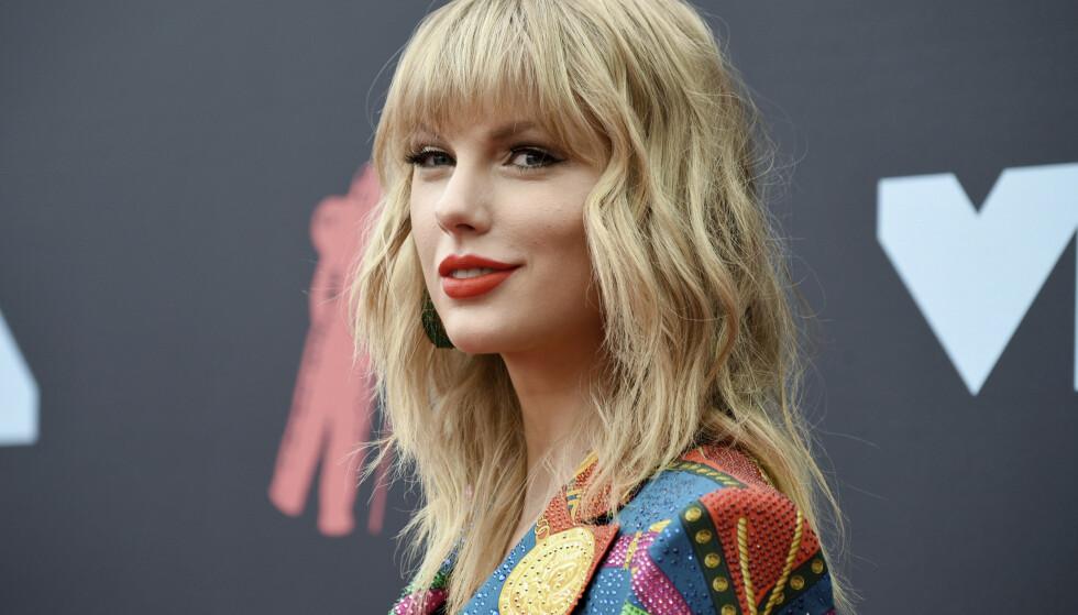 SULTET SEG: Taylor Swift fortalte åpenhjertig i dokumentarfilmen at spiseforstyrrelsen gikk så langt at hun skal ha sultet seg. Foto: Evan Agostini / Invision / AP / NTB