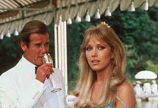 Meldte at Bond-stjernen var død: Lever fortsatt