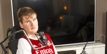 - Jeg er Norges yngste ALS-pasient