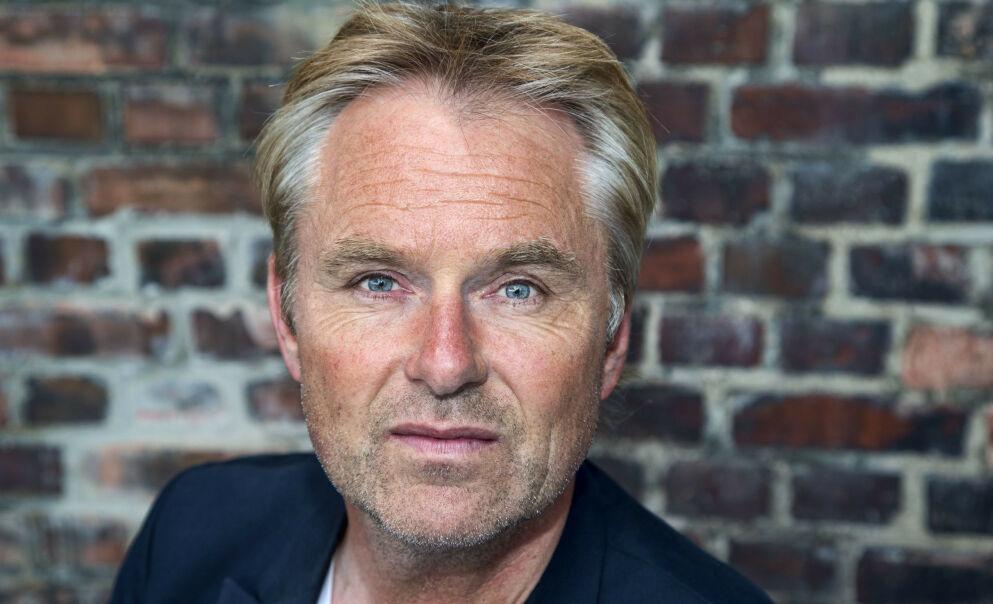 TUNGT: Programleder Dag Erik Pedersen forteller åpenhjertig om sønnens bortgang i en ny podkast. Foto: Tor Kvello / Se og Hør