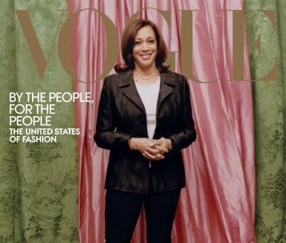 Image: Vogue-cover vekker misnøye