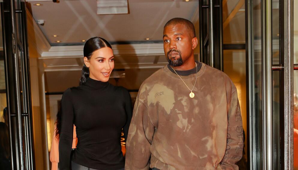 FULL FORVIRRING: Kim Kardashians comeback på Instagram får flere av følgerne til å stille spørsmål. Enkelte påpeker at hun ikke ligner seg selv, mens andre stiller spørsmål ved hvor gifteringen hennes har tatt veien. Foto: Felipe Ramales / Splash News / NTB