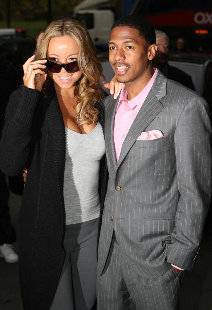 DEN GANG DA: Nick Cannon var i sin tid også gift med Mariah Carey, som han har to barn med. Foto: Beretta / Sims / Karius/ Rex / Shutterstock / NTB