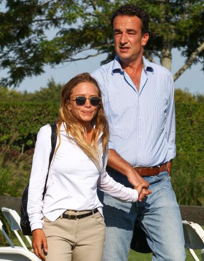 ENDELIG ENIGE: Skilsmissen mellom Mary-Kate og Olivier fikk mye oppmerksomhet i fjor. Nå bekrefter begges advokater at de har nådd forlik. Foto: Matt Agudo / INFphoto / NTB