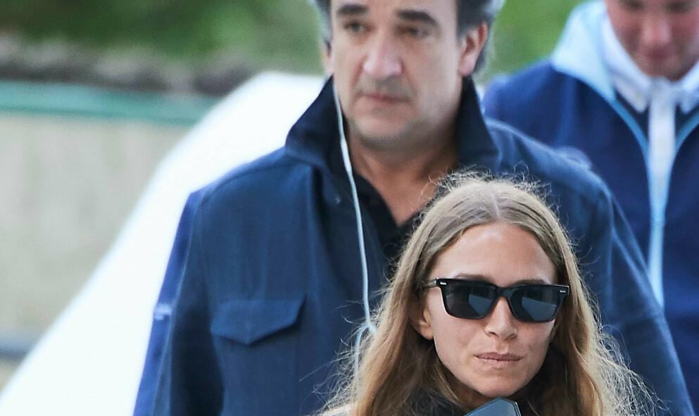 VILLE SKILLES: I fjor våres kom det fram at Mary-Kate Olsen ville skilles fra ektemannen etter fem år som mann og kone. Foto: REX / NTB