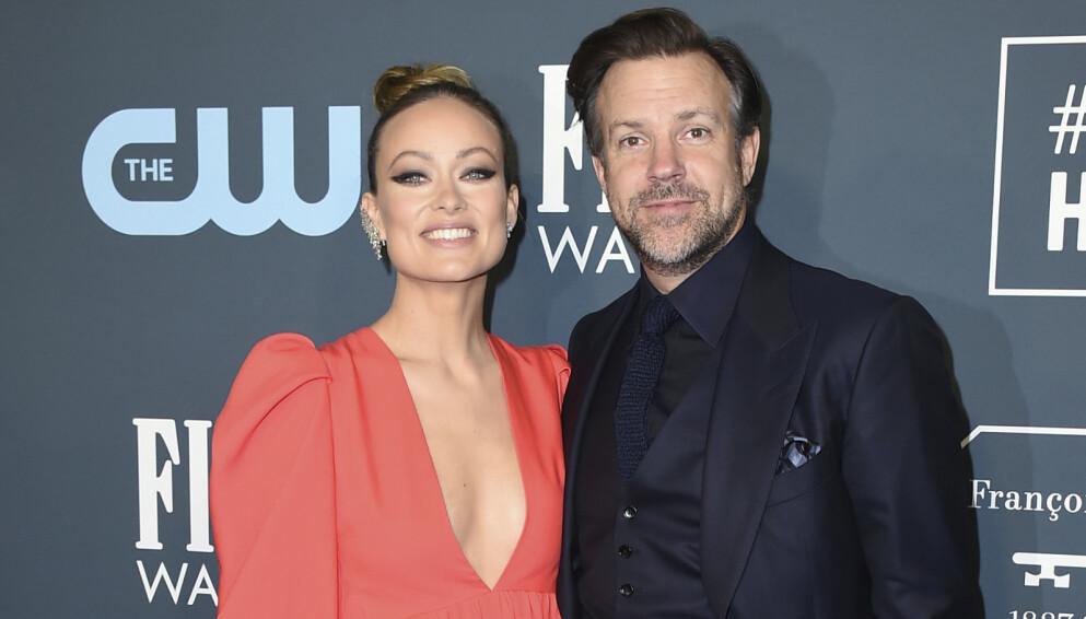 BRUDD: I november kom nyheten om at Olivia Wilde og Janson Sudeikis hadde gått hver til sitt. Foto: Jordan Strauss/Invision/AP/NTB