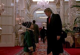 Vil fjerne Trump fra «Alene hjemme»