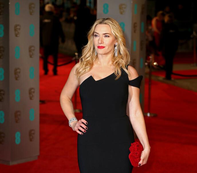 - FORFERDELIG: Kate Winslet følte seg mobbet av pressen i kjølvannet av «Titanic»-lanseringen. Her er skuespilleren avbildet under BAFTA-utdelingen i 2016. Foto: Jsn / Wenn.com / NTB