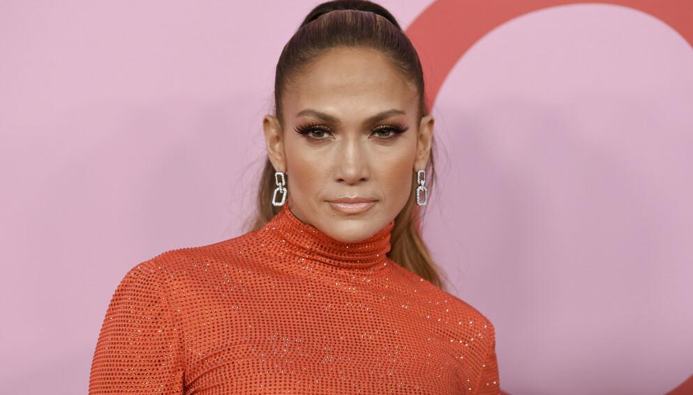 SVARER FOR SEG: Jennifer Lopez så seg nødt til å slå hardt ned på botox-rykter. Foto: Evan Agostini / INVISION / TT / NTB