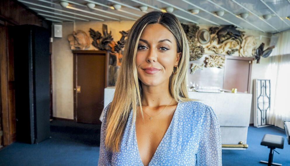 LEI: Den svenske influenseren og tv-profilen Bianca Ingrosso (26) er lei av all kritikken hun mottar. Foto: Henriette Eilertsen / Se og Hør