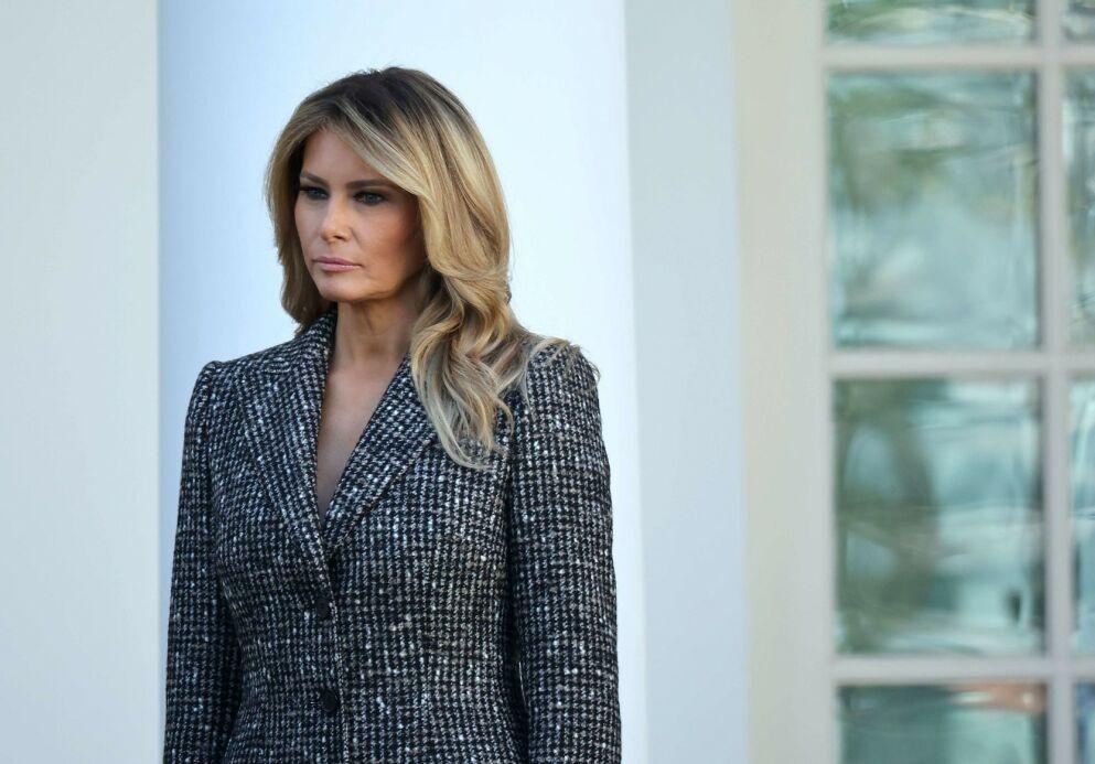 FRATRER SOM FØRSTEDAME: Melania Trump har vært USAs førstedame de siste fire årene. Dette sier eksperter om framtiden hennes. Foto: Chip Somodevilla/ Getty Images/ AFP/ NTB