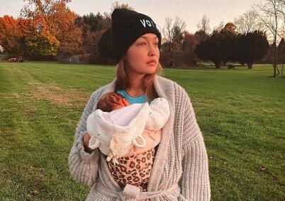 Image: Røper endelig babynavnet