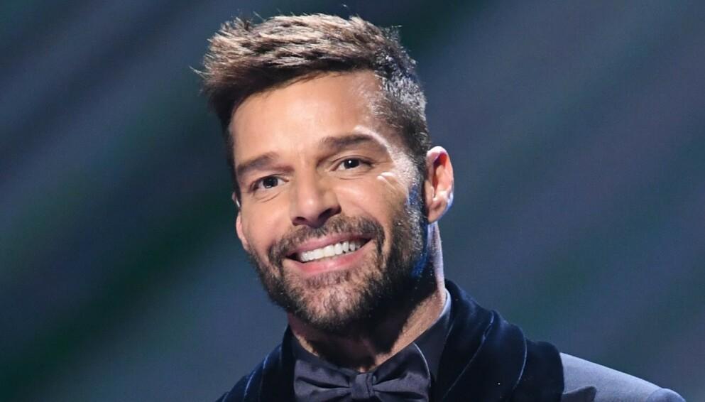 FORANDRING FRYDER: Når Ricky Martin kjeder seg resulterer det i stilskifte. Foto: Kevin Winter/Getty Images/NTB