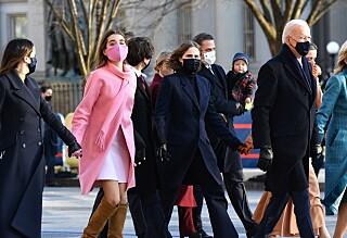 Presidentens barnebarn vekker oppsikt